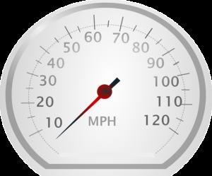 Snelheid scootmobiel